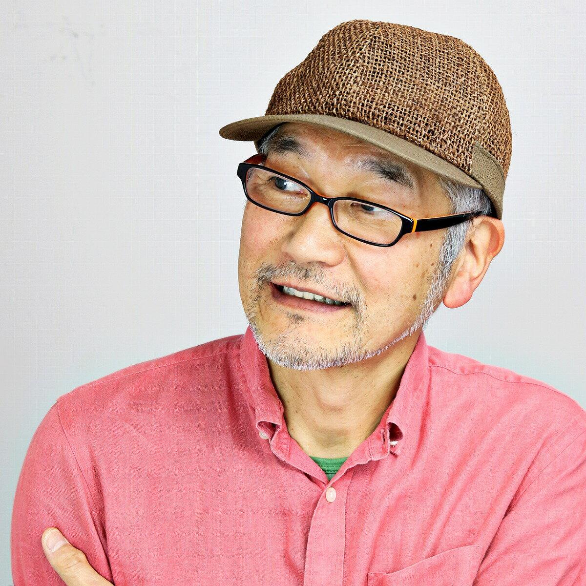 調整可 日本製 マツイ matsui 茶 ブラウン [cap](メンズ帽子 紳士帽子 50代 60代 70代 ファッション 男性 おしゃれ  プレゼント 通販 メッシュキャップ ぼうし)