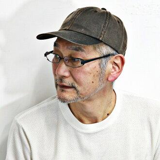 像kyappumenzudofumampashifikkuvinteji一样的绅士weathered cotton DPC DORFMAN PACIFIC棉布茶棕色(50几岁的60几岁的时装棒球盖子秋天冬天素色棒球帽子样子好的男子的帽子棉布盖子男性名牌绅士帽子)[cap]