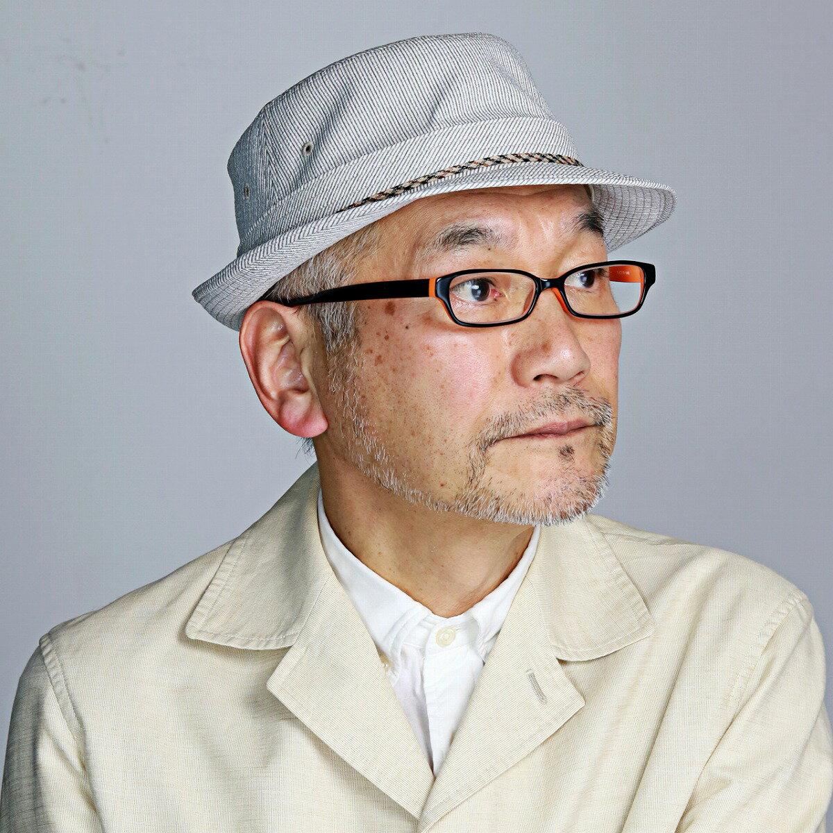 ダックス アルペン ハット 春夏 小さめ DAKS 帽子 メンズ サッカーストライプ 帽子 メンズ アルペン帽 ストライプ柄 日本製 紳士 S M L 上品 英国 ブランド ハウスチェック / ベージュ [ alpine hat ] 父の日 ギフト プレゼント