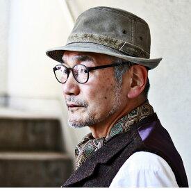 メンズ ハット 秋 冬 帽子 ステットソン ブランド 日本製 STETSON コーデュロイ 折りたたみ可能 アルペンハット コール天 中茶 [ alpine hat ] stetson 帽子通販 男性 帽子 クリスマス ギフト プレゼント