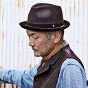 DAKS ピケ 中折れハット 起毛 ダックス 中折れ帽 紳士 秋 冬 コーデュロイよりも繊細なOLFEピケ素材を使用 中折れ ハ…