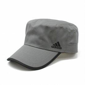 アディダス キャップ メンズ スポーツ adidas 帽子 ワークキャップ 大きいサイズ ビッグフリーサイズ cap スポーツコーデ フリーサイズ マジックテープ サイズ調整 涼しい 夏 サマーキャップ アウトドア グレー [ cadet cap ]