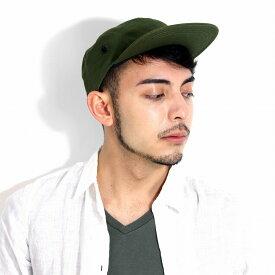 春 夏 帽子 ニューヨークハット リップストップ キャンプキャップ メンズ アウトドア 通気性が良い 帽子 コットン レディース アメリカ製 フリーサイズ NEW YORK HAT キャップ Rip Stop Camp CAP / オリーブ [ cap ]