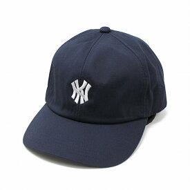 KNOX ロゴ キャップ 春 夏 メンズ ノックス ベースボールキャップ コットン メッシュ 刺繍 サイズ調整可能 フリーサイズ 帽子 CAP 紳士帽子 スポーツ カジュアル 紺 ネイビー[ baseball cap ]父の日 ギフト プレゼント