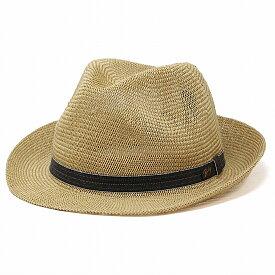 """春 夏 Bailey """"What's on your mind?"""" ストローハット 通気性の良い帽子 中折れハット 春夏 ペーパーブレード ベイリー 海外ブランド メンズ 帽子 ナチュラル[ fedora ][ straw hat ]父の日 ギフト プレゼント ラッピング無料"""
