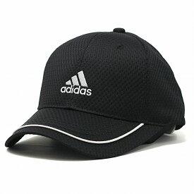 adidas アディダス 父の日 プレゼント 春 夏 スポーツメッシュ 6方キャップ 帽子 メンズ レディース メッシュキャップ CAP 黒 ブラック [ baseball cap ] 誕生日 プレゼント ギフト ラッピング無料