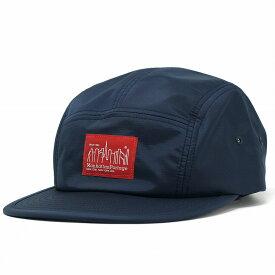 Manhattan Portage ナイロン キャップ マンハッタンポーテージ 帽子 春 夏 ジェットキャップ ナイロン メンズ レディース ロゴキャップ ポリエステル / 紺 ネイビー [ jet cap ] リンクコーデ 小物 帽子プレゼント ギフト ラッピング無料