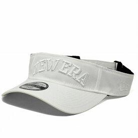 サンバイザー レディース 帽子 スポーツ 日よけ NEWERA ニューエラ ブランド メンズ ゴルフ COOLMAX GOLF 白 ホワイト[ visor ]
