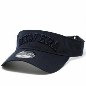 ニューエラ ゴルフ サンバイザー レディース 帽子 スポーツ 日よけ NEWERA ブランド メンズ COOLMAX GOLF 紺 ネイビー[ visor ]
