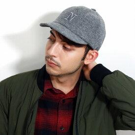 KNOX ノックス ニット キャップ メンズ ショートブリム 帽子 日本製 ニット地 日常使い BBキャップ 茶色 knox カジュアル キャップ グレー[ cap ]クリスマス ギフト 誕生日 プレゼント 男性 帽子通販