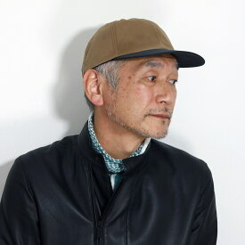 STETSON パラフィン キャップ メンズ 帽子 ステットソン 帆布 パラフィンコート アウトドア ブランド 日本製 ステットソン パラフィン キャップ ベージュ[ cap ]男性 プレゼント 帽子通販 父の日 贈り物 ラッピング無料