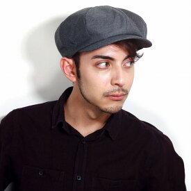 ノックス 帽子 キャスケット メンズ 灰色 キャスハンチング 紳士 ニュースボーイキャップ knox 8方 キャップ ニュースボーイ 風船帽 メンズ 舞台衣装 カジュアル グレー[ ivy cap ][ newsboy cap ]クリスマス ギフト 誕生日 プレゼント 男性 帽子通販