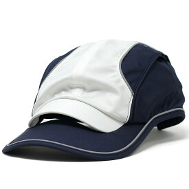 エアピーク ランニングキャップ SPEED2 airpeak キャップ 通気性システム キャップ メンズ レディース帽子 白 紺 S-00-27-F ホワイト ネイビー [ running cap ] 父の日 プレゼント 誕生日 ギフト ラッピング無料