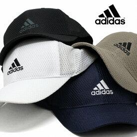 adidas キャップ メッシュ 涼しい 夏 帽子 メンズ ベースボールキャップ スポーツ フリーサイズ 吸汗速乾 アディダス [ baseball cap ]男性 プレゼント adidas 帽子 通販 誕生日 ギフト ラッピング無料