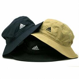 adidas ハット メンズ アディダス 帽子 アディダス ADVENTURE RAIN ADIDAS アドベンチャーハット あご紐付き 日よけ サファリ ブラック ベージュ ネイビー[ adventure hat ]父の日 プレゼント adidas 帽子 通販 誕生日 ギフト ラッピング無料