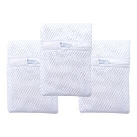 洗濯 洗剤 ネット 3枚 セット 粉せっけん 粉末洗剤 マグネシウム アロマビーズ 等を入れてご利用ください。