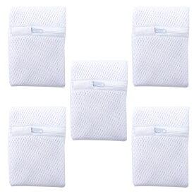 洗濯 洗剤 ネット 5枚 セット 粉せっけん 粉末洗剤 マグネシウム アロマビーズ 等を入れてご利用ください。
