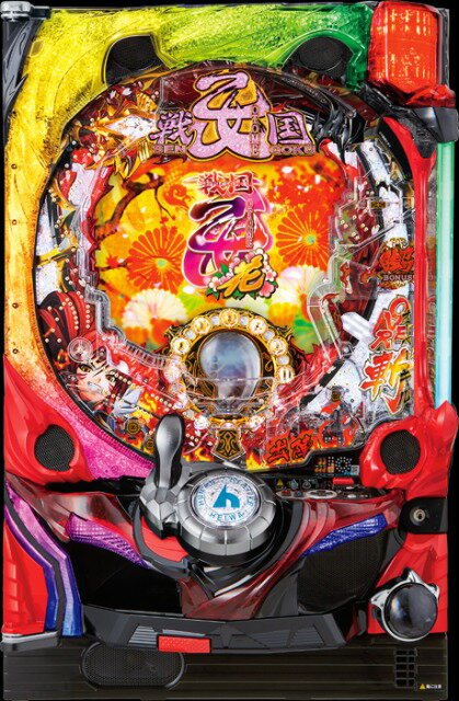 【平和】CR戦国乙女4〜花〜319ver.◆フルコントローラーセット◆パチンコ実機【中古】