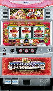 【北電子】マイジャグラー2K(2012年)◆コイン不要機&ゲーム数カウンターセット◆家庭用パチスロ実機【中古】
