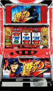 【大都技研】押忍!番長2◆コイン不要機セット◆パチスロ実機【中古】