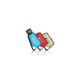 A-DATA製 USBフラッシュメモリ【PD17/1GB/BLUE】