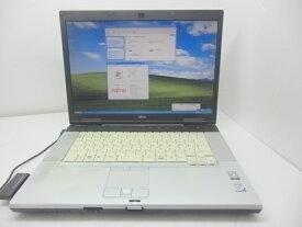 E8260 C2D 2.1GHz 15インチワイド  XPモデル【中古】【送料無料】【あす楽対応】