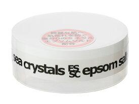 シークリスタルス エプソムソルトクリーム エプソムソルト が 保湿クリーム になりました 30g
