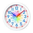 セイコー 知育時計 掛け時計 【ホワイト/KX617W】 セイコークロック seiko SEIKO 時計 知育掛け時計 プレゼント ギ…
