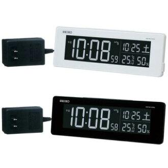 Seiko radio digital watch AC digital alarm clock timer gift clock kids gift  gift entrance celebration children elementary school elementary school