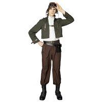 【ハロウィンコスプレ】steampunk飛行士Men's【送料無料】衣装仮装ハロウィーンパーティー結婚式二次会余興忘年会新年会出し物歓迎会送迎会