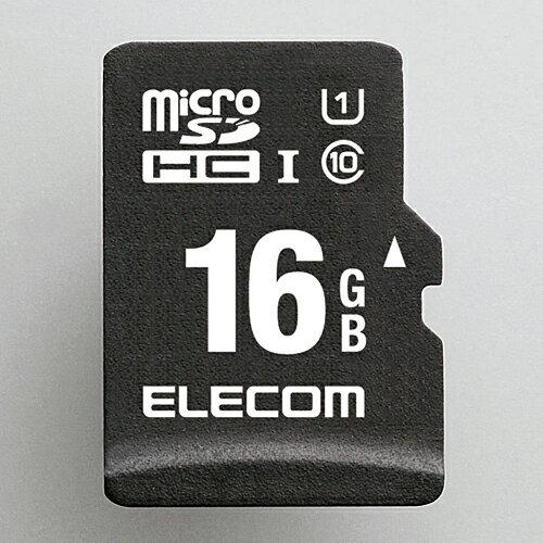 【ELECOM メモリーカード】 16GB ドラレコ/カーナビ向け 車載用microSDHCメモリカード 【MF-CAMR016GU11】 WiFi GPS 車 車載 カメラ 安全 事故 記録 高性能 データー メモリ エレコム