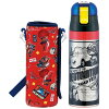 Excursion holiday making heat stroke measures for the Disney Pixar goods elementary school kindergarten primary schoolchild child with the direct drink stainless steel bottle 470 ml bottle cover