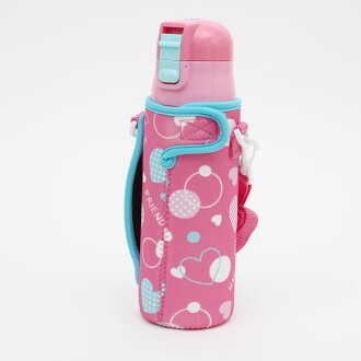 Kids Sofia su301 for the goods direct chisel lunch lunch athletic meet entering a kindergarten entrance to school primary schoolchild kindergarten nursery school present child with the direct drink stainless steel bottle 470 ml bottle cover