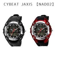 CYBEATサイビートJ-AXISジェイアクシスアナログデジタルウォッチ【NAD02】