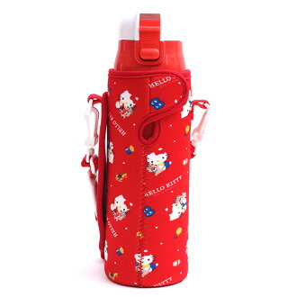 Stainless steel bottle 580 ml Sanrio lunch goods character direct drink stainless steel elementary school kindergarten primary schoolchild present entering a kindergarten entrance to school su501 sse-1 with the cover
