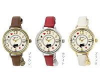 【腕時計】アリス猫ダイアルウォッチ【s8015】腕時計おしゃれネコ猫不思議の国アリス女性レディースプレゼント贈り物ギフトサンフレイム