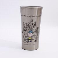 【タンブラースヌーピー】ステンレスタンブラー【SNOOPY/STB3N】キャラクタースヌーピータンブラーコップステンレス保温保冷飲み物お茶ジュースプレゼント