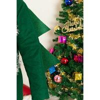 【クリスマスコスプレ】XMツリーパーカー■衣装仮装パーティーイベントコスチューム出し物歓迎会送迎会