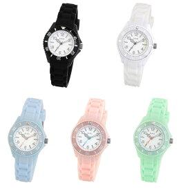 【腕時計】回転ベゼルラバーウォッチ【AL1336-W】【送料無料】腕時計 ラバーウォッチ おしゃれ かわいい ポップ シリコン コレクション 男性 女性 メンズ レディース プレゼント 贈り物 ギフト サンフレイム