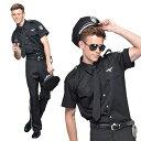 【ポリス メンズ コスプレ フルセット ハロウィン】 ポリスマン 男性 コスチューム 男性用 男 【送料無料】警察 警官 …