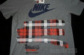【新古品・未使用品】 COMME des GARCON(コムデギャルソン)xNIKE(ナイキ)HOLIDAY 限定コラボ Tシャツ(L)【中古】