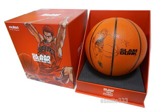 Slam dunk X Molten-limited basketball SLAM DUNK molten Sakuragi elevated passageway leading to the stage JB-77 7 ball MTB7WW-SD