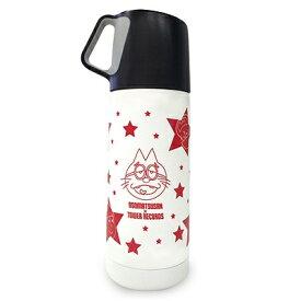 おそ松さん×TOWER RECORDS CAFE (タワーレコード カフェ)サーモボトル 350ml/タワレコ 水筒