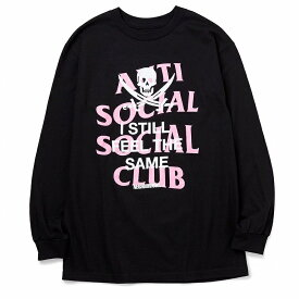 19SS NEIGHBORHOOD × ANTI SOCIAL SOCIAL CLUB ASSC / C-TEE LS L 黒 / BLACK  国内正規品 ロンT 長袖 Tシャツ