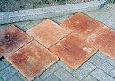 床材敷きタイルテラコッタ素焼き床用テラコッタタイル3030外壁外構工事