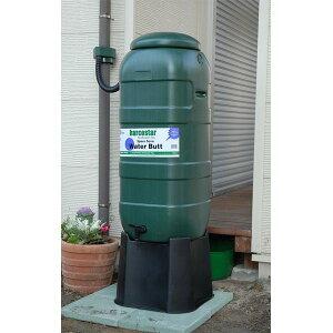 雨水タンク 雨水貯留タンク ウォーターストレージ 100Lセット品 防災グッズ・エコ・省エネ