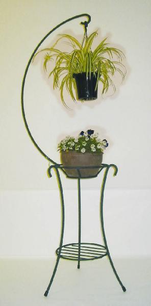 フラワースタンド 花台 フラワーツリーFT1 ガーデニンググッズ プランタースタンド ラティス 園芸用品