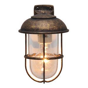 玄関照明屋外照明マリンライトBR5000ANCLクリアタイプアンティーク風照明レトロ外灯門柱