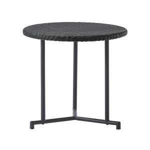 ガーデンテーブル 人工ラタン ラタン 屋外用 テーブル PATIO PETITE(パティオプティ) MAシリーズ マシリーズ MA-サイドテーブル 直径52×高さ53cm 組立品 ベランダ テラス ガーデン家具 屋外用家具