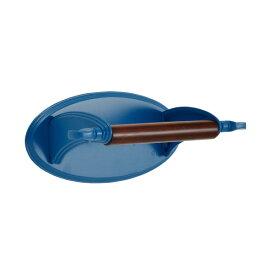 トイレットペーパーホルダー おしゃれ 真鍮 高級 シングル TPH PL PBL パシフィックブルー仕上げ 青 海辺 幅210mm プレートシリーズ シングル トイレ toilet ホテル 清潔 紙巻器 贈り物 ギフト DIY